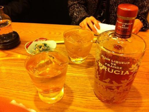 ぎょうてんの梅酒(フランス).JPG